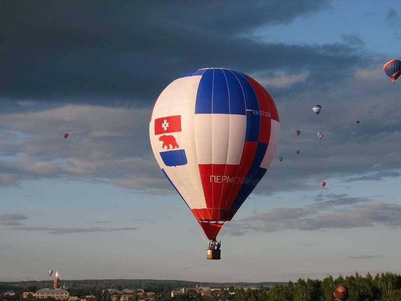 Подарок полёт на воздушном шаре 710