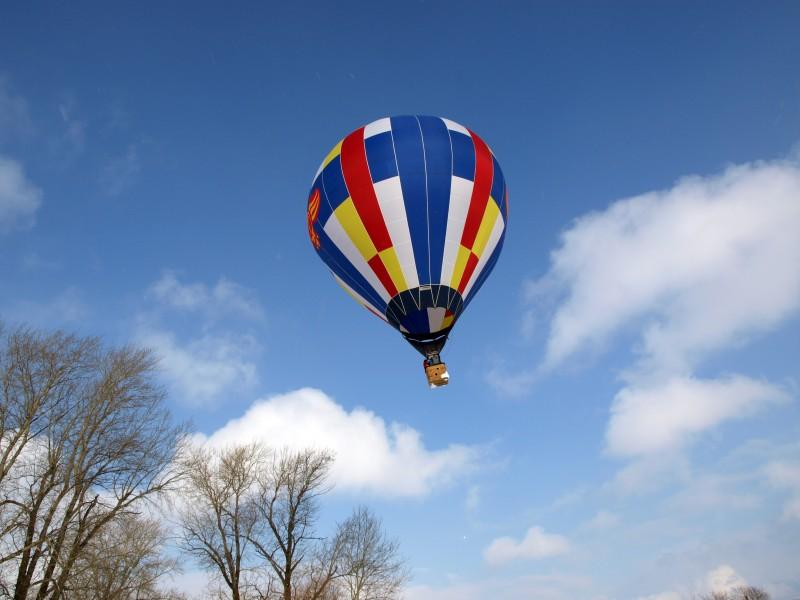 Подарок полёт на воздушном шаре 399